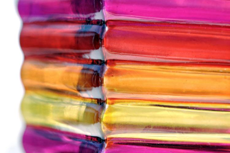 Glaslackierung Transluzent